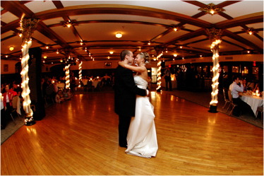 Ballroom for special events